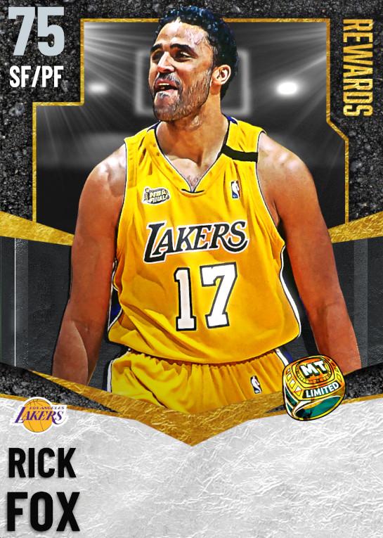 75 Rick Fox | undefined