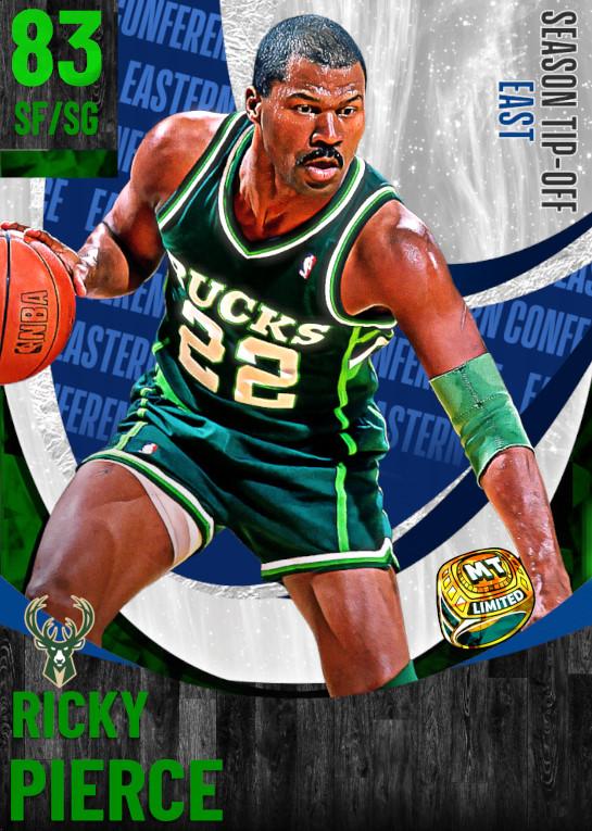 83 Ricky Pierce | undefined