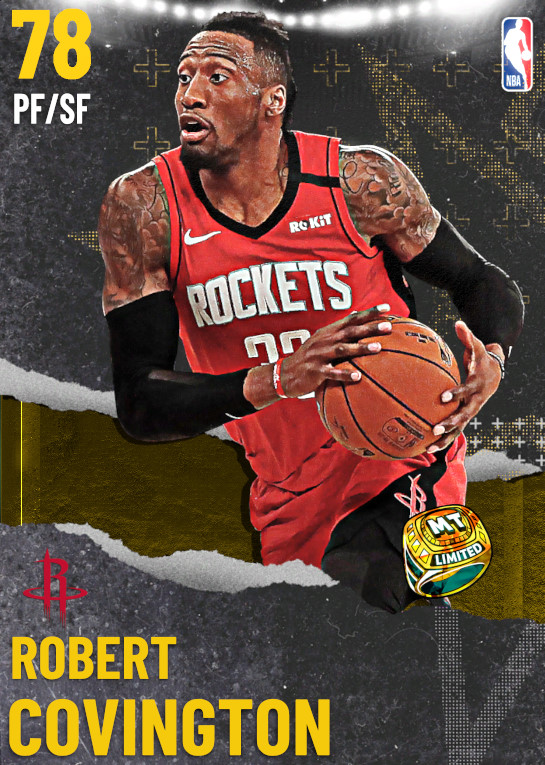 78 Robert Covington   undefined
