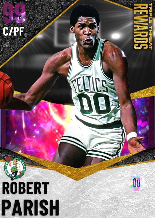 99 Robert Parish   undefined