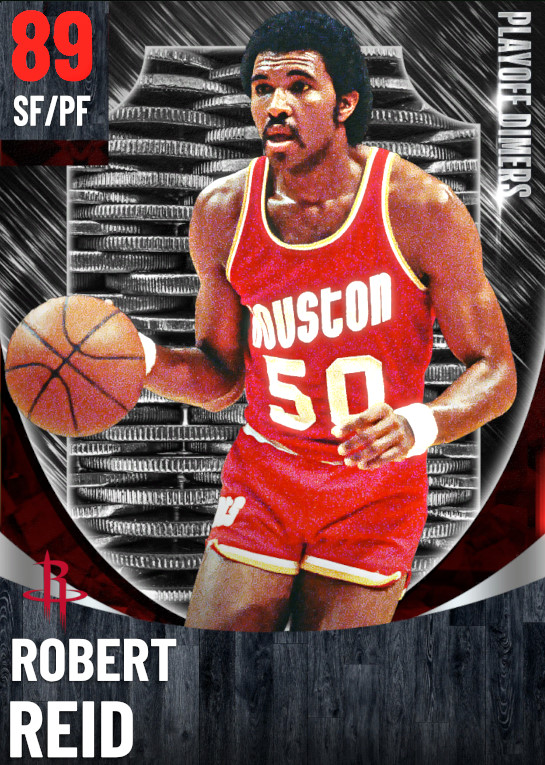 89 Robert Reid | One Will Rise Playoff Dimers