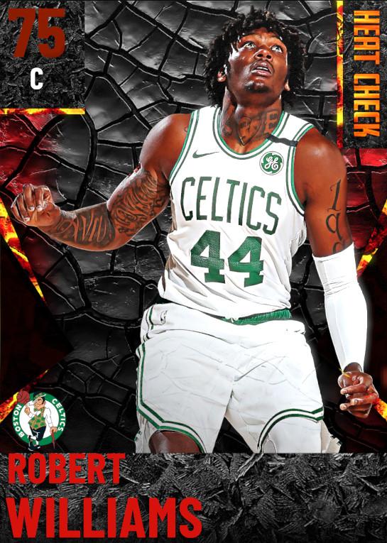 75 Robert Williams | Boston Celtics