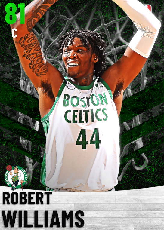 81 Robert Williams   Boston Celtics