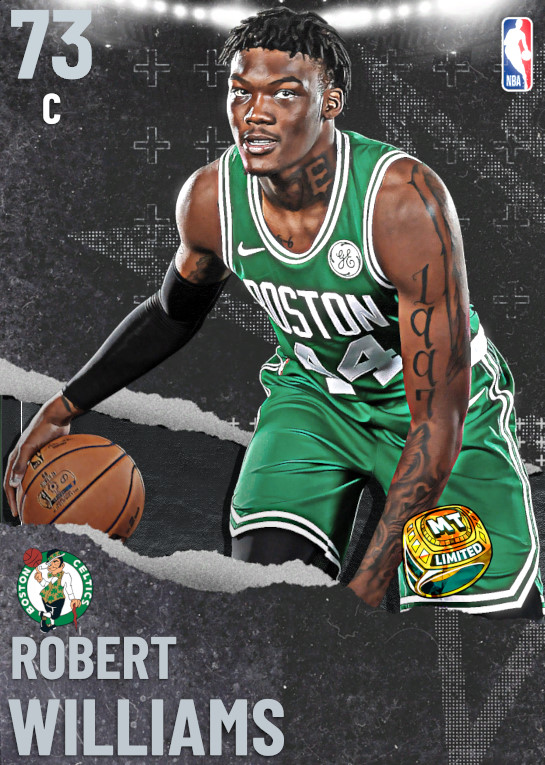 73 Robert Williams | undefined