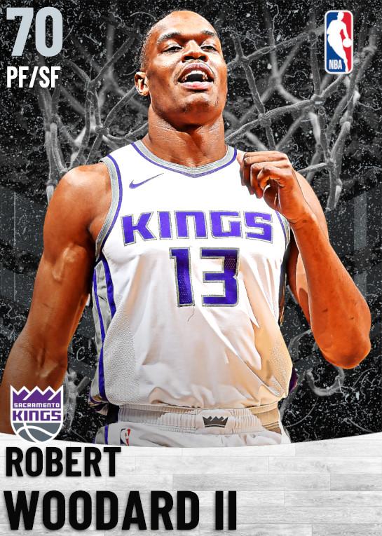 70 Robert Woodard II   Sacramento Kings