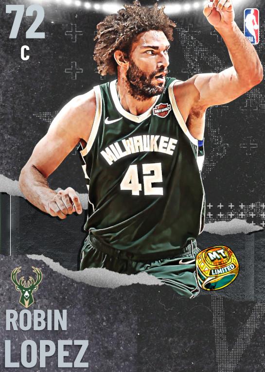 72 Robin Lopez | undefined