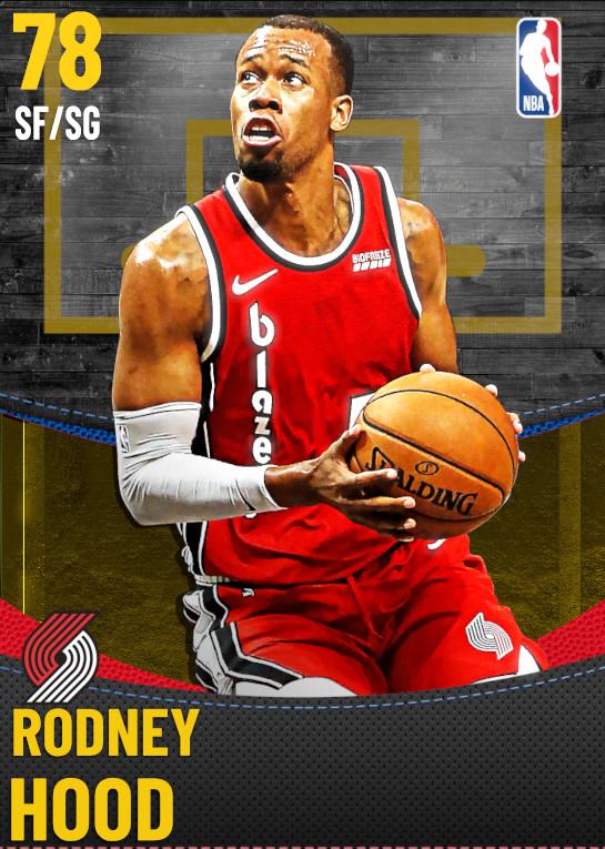 78 Rodney Hood | Portland Trail Blazers
