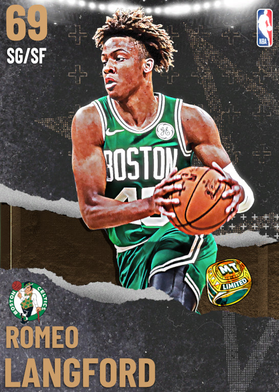 69 Romeo Langford   undefined