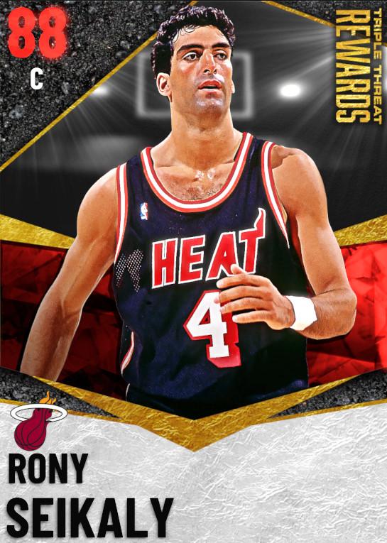 88 Rony Seikaly   undefined