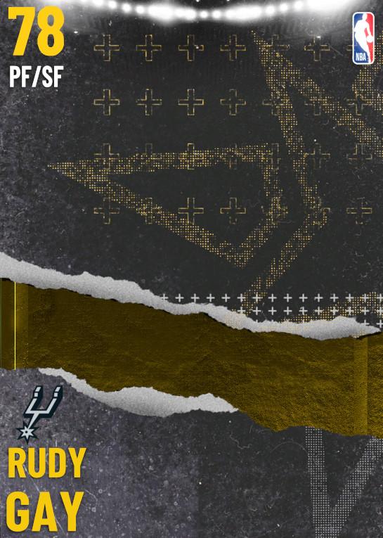 78 Rudy Gay   undefined