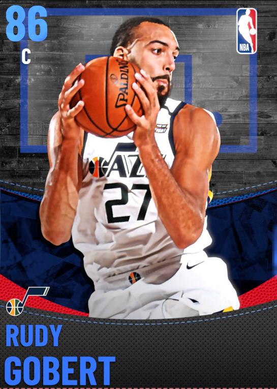 86 Rudy Gobert | Utah Jazz