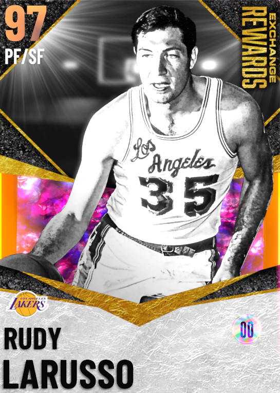 97 Rudy Larusso | undefined