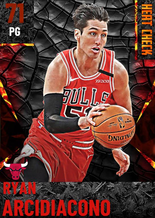 71 Ryan Arcidiacono | Chicago Bulls