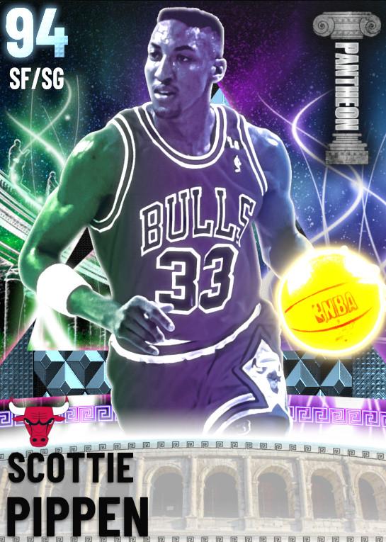 94 Scottie Pippen | undefined