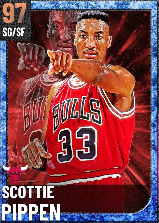 97 Scottie Pippen | undefined