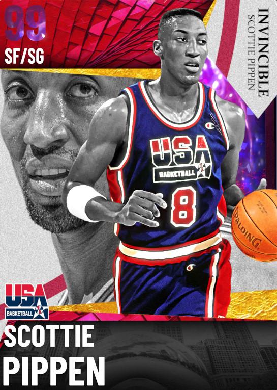 99_Scottie Pippen_Invincible