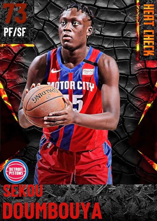 73 Sekou Doumbouya | Detroit Pistons