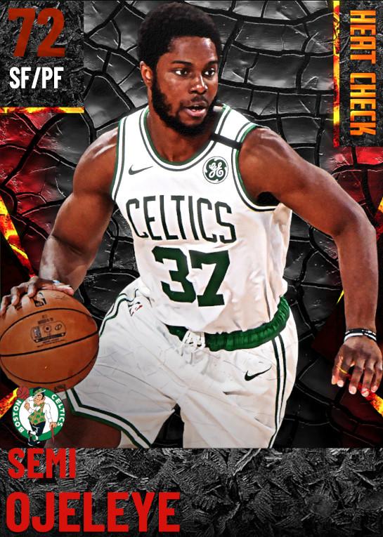72 Semi Ojeleye | Boston Celtics