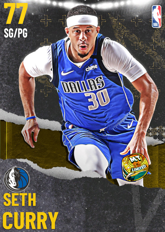 77 Seth Curry | undefined
