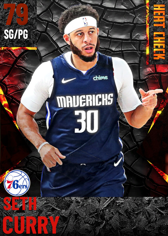 79 Seth Curry | undefined