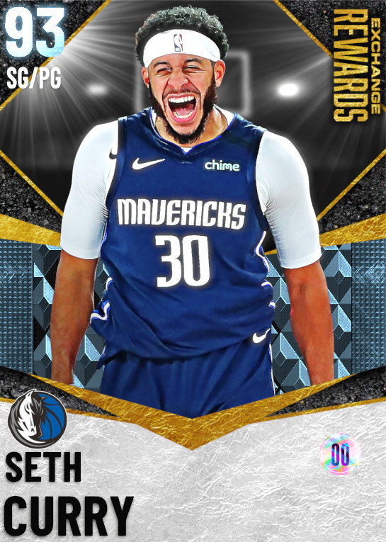 93 Seth Curry | undefined