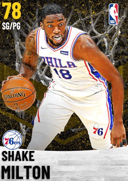 78 Shake Milton   Philadelphia 76ers