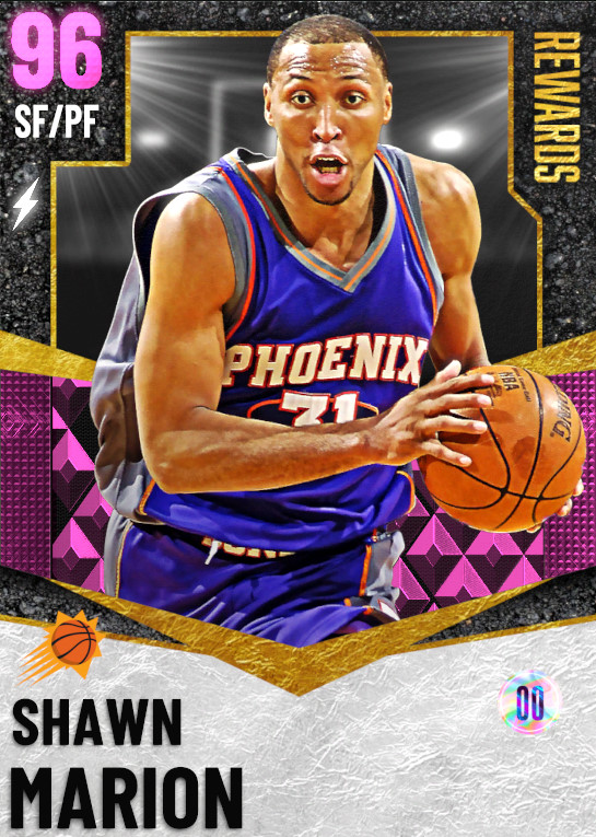 undefined Shawn Marion | undefined