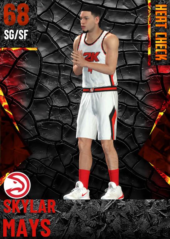 68 Skylar Mays | Atlanta Hawks