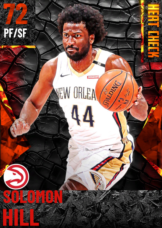 72 Solomon Hill | Atlanta Hawks