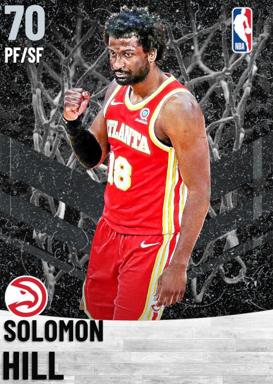 70 Solomon Hill   Atlanta Hawks