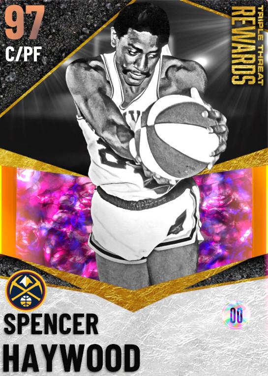 97 Spencer Haywood | TT Online Rewards