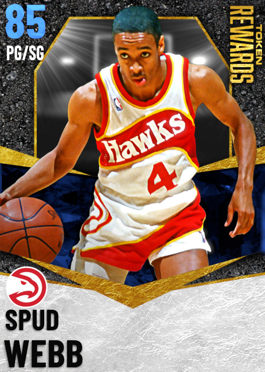 85 Spud Webb | undefined