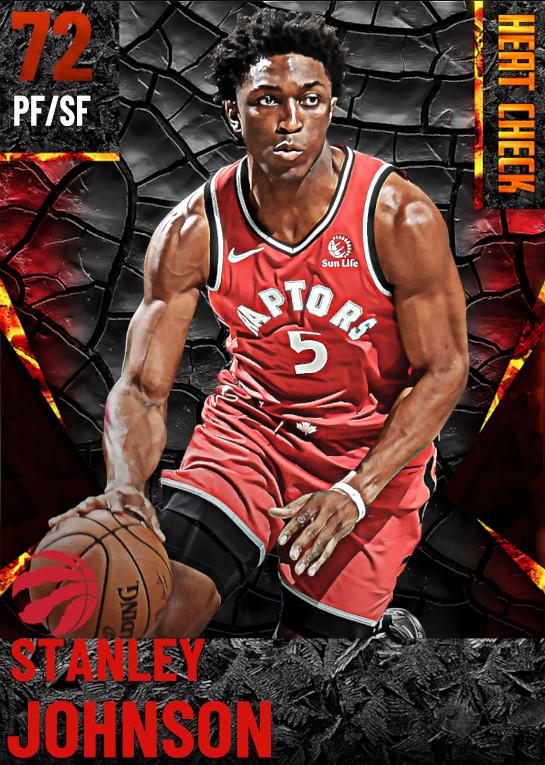 72 Stanley Johnson | Toronto Raptors