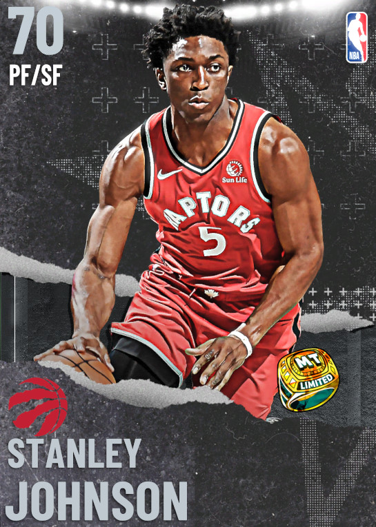 70 Stanley Johnson | undefined