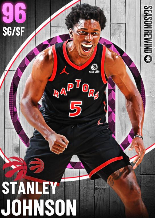 96 Stanley Johnson   undefined