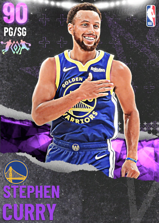 90 Stephen Curry | undefined