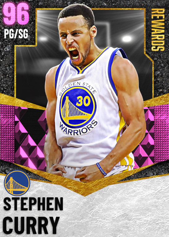 96 Stephen Curry | undefined