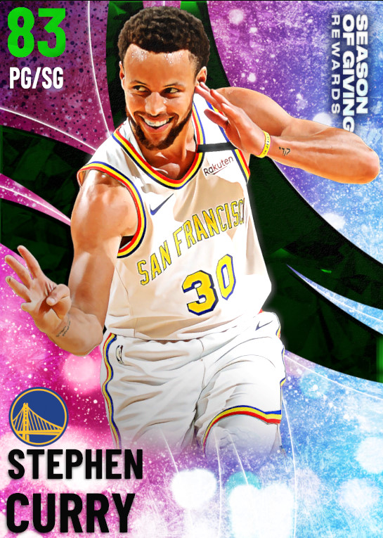 83 Stephen Curry | undefined