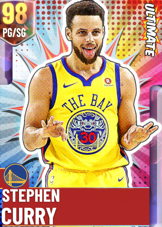98 Stephen Curry | undefined