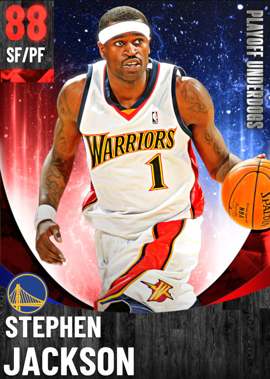 88 Stephen Jackson | One Will Rise Playoff Underdogs