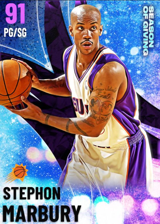 91 Stephon Marbury | undefined