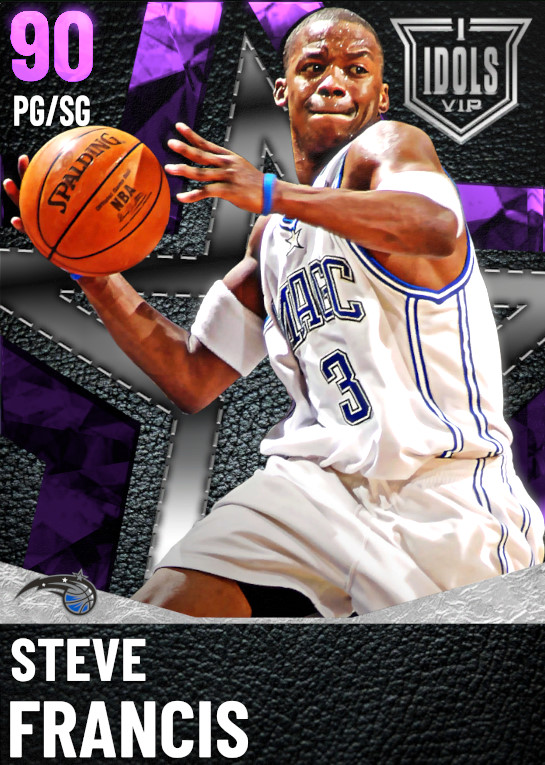 90 Steve Francis | undefined