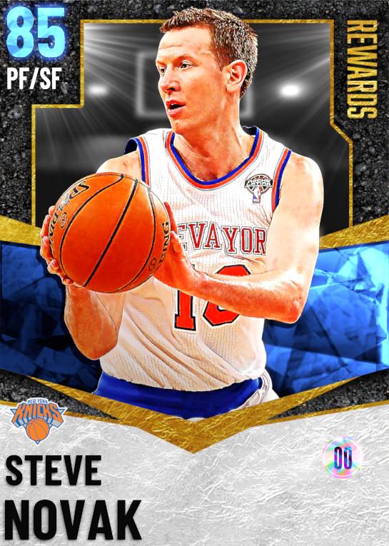 85 Steve Novak | Season 6 Rewards