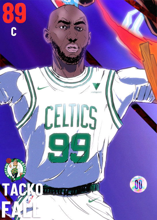 89 Tacko Fall | Modern Age