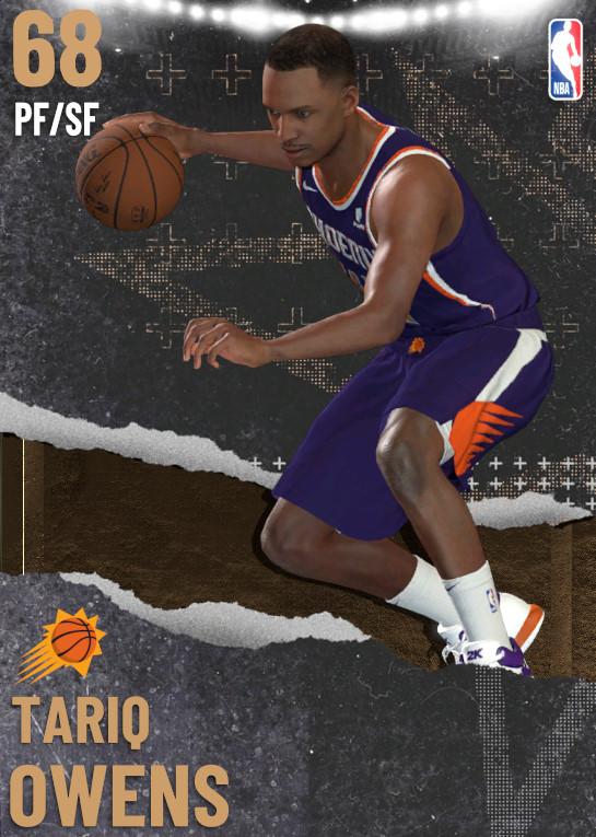 68 Tariq Owens | undefined