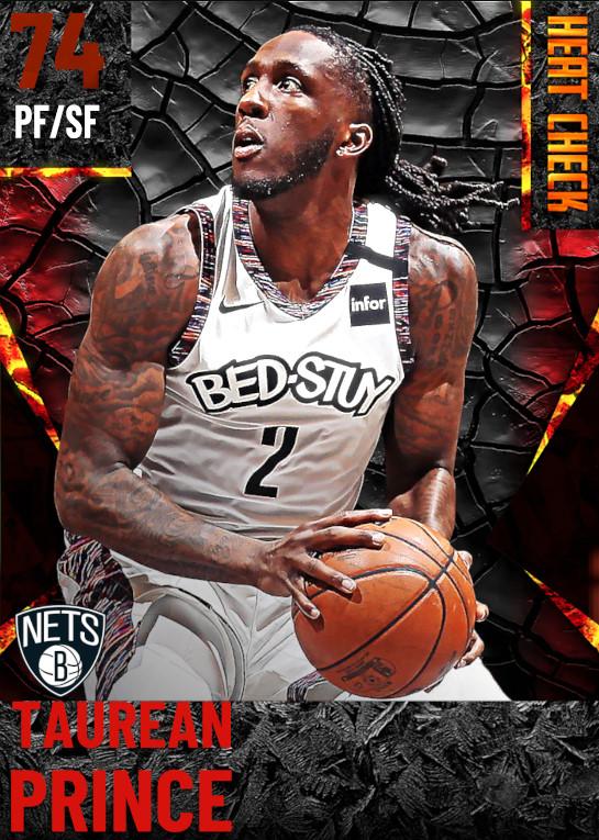 74 Taurean Prince | Brooklyn Nets