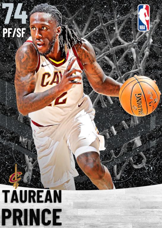 74 Taurean Prince   Cleveland Cavaliers