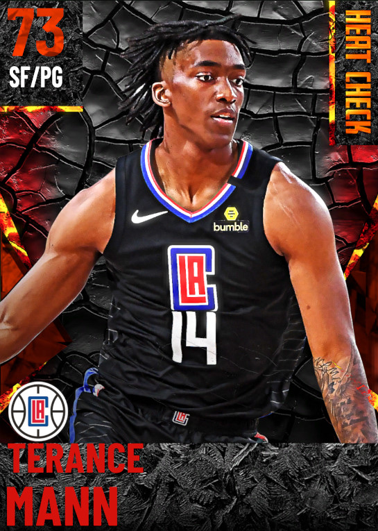 73 Terance Mann | Los Angeles Clippers