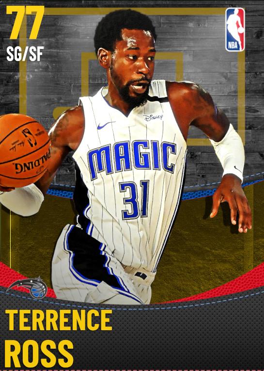 77 Terrence Ross | Orlando Magic