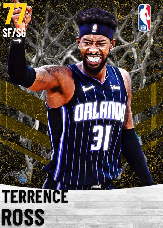 77 Terrence Ross   Orlando Magic